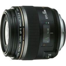 Near Mint! Canon EF-S 60mm f/2.8 USM Macro - 1 year warranty