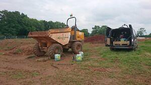 500-60x 22.5 9T dumper puncture problems 1 x heavy duty 20-L tyre sealant & pump