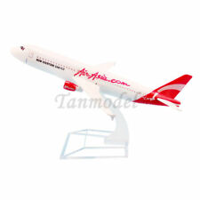 16cm alloy plane model Malaysia Air Asia A320 White color