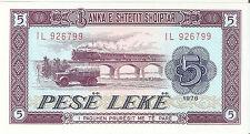 Albania: 10 Leke 1976 UNC