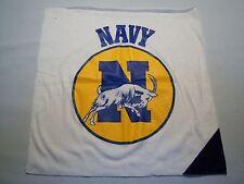 Vintage Square Navy Midshipmen Football Pennant