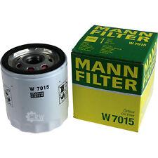 Original MANN-FILTER Ölfilter Oelfilter W 7015 Oil Filter