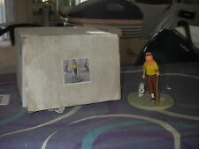 TINTIN Kuifje Tim und struppi Hergé Figurine au désert Les cigares du pharaon