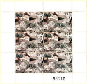 "Kosovo Stamps 2018. Heritage - Ancient Locality ""Dresnik"". Mini Sheet MNH"