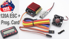 TrackStar GenII 120A 1/10th Scale Sensored Brushless Car ESC ROAR BRCA approved