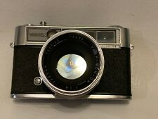 Vintage Yashica Lynx-14 35mm Camera w/ Yashinon-DX 1:1.4 f=45mm
