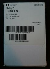 New listing Covidien Shiley 6Dcfn Tracheostomy Tube Cuffless with Dic 6.4mm X 10.8mm