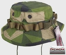 Swedisch Tarn M90 Swedish tarn camouflage TACGEAR Bonnie Cap Hat XL / XLarge