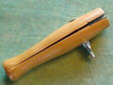 Fasskoben aus Holz 1-seitig