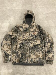 Sitka Kelvin Lite Down Jacket - XL - Open Country *Excellent Condition*