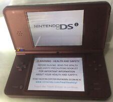 Nintendo DSi XL Console Burgundy Red