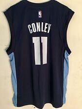 Adidas NBA Jersey Memphis Grizzlies Mike Conley Navy sz S