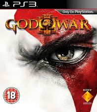 God of War III PS3 game (2010)
