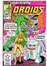 DROIDS #1 (STAR WARS) NM MARVEL COMICS 1986 JOHN ROMITA ART ROBOTS SCI-FI MOVIE