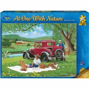 Holdson Far From the Crowd By John Sloane 1000pcs Puzzle (New)