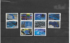 FRANCE 2007 VACANCES 10 TIMBRES OBLITERES YT 118 A 127