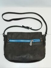 ESPRIT London Small Crossover Bag Umhängetasche Schultertasche Tasche Bark Braun