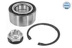 Fits Jaguar XF X250 Petrol & Diesel 08-15 Rear Wheel Bearing Kit  C2P12624