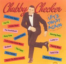 CHUBBY CHECKER Let's Twist Again EU Press Cédé 66080 1988 CD