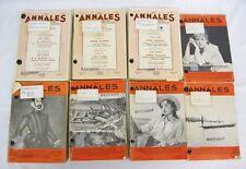 Les Annales Conferencia Revue Mensuelle des Lettres Françaises 1951-1958