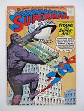 Superman #138 in VG+ Condition
