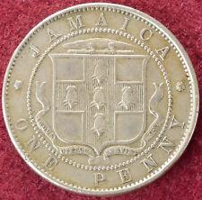 Jamaica Penny 1928 (E2405)