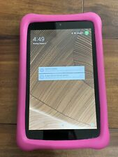 Amazon Kindle Fire HD 8 32 GB - Kids Edition Tablet (7th Generation) - Pink