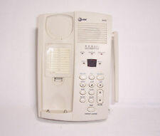 at&t 9450 900 mhz cordless phone main basae with answering machine