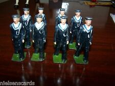 Britains Set 1510 British Sailors Regulation Dress (2 Sets, 8 each) C-6