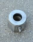 Outboard Motor Steering Tilt Tube Grease Nut Fitting Aluminium 78 Id