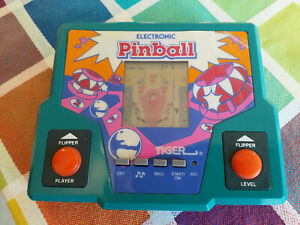 GIG TIGER ELECTRONIC PINBALL