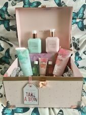 Ted Baker Take A Bow Treasure Chest Bath & Body Gift Set New Perfect Condition