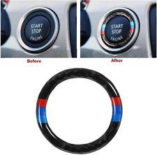 Carbon Fibre BMW Push Button Start Surround | Trim | Ignition | E90 | E92 | E93