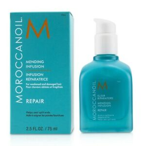 NEW Moroccanoil Mending Infusion (For Weakened and Damaged Hair) 75ml Mens Hair