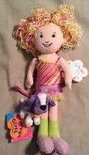 GROOVY GIRLS DOLL 13 INCH PHOEBE AND CHI CHI  THE DOG NWT