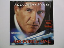 LASERDISC-AIR FORCE ONE Harrison Ford Deluxe Widescreen 2 Video Disc