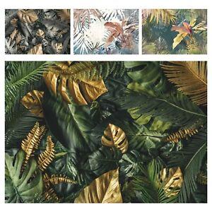 Vlies Fototapete Monstera Blätter grün Pflanzen Tropische Wohnzimmer Dschungel 1