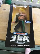 "AQUAMAN 12"" Action Figure (Hasbro, Justice League of America, 1998) IN BOX"