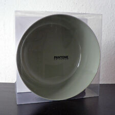 PANTONE UNIVERSE - BOWL 3 TEA GREEN - 16-0213 4L MELAMINE SALAD FRUIT DISH BNIB