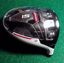TAYLORMADE R15  12* MENS RIGHT HANDED DRIVER HEAD ONLY, BRAND NEW!