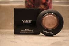 MAC Mineralize powder blush new in box full size 0.10oz in cosmic force