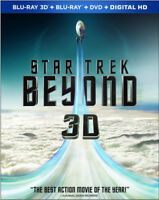 Star Trek Beyond [New Blu-ray 3D] With Blu-Ray, With DVD, Digitally Mastered I