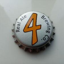 Bottle caps USA USA Real Ale Brewing Company Blanco, Texas