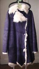 3.900 € *PLEIN SUD JEANS* Manteau Veste peau mouton Shearling Jacket Coat M - L