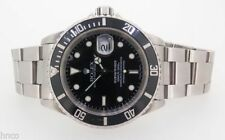 Stainless Steel Case Rolex Submariner Watches