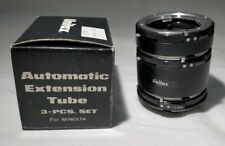 Automatic Extension Tube For Minolta SLR