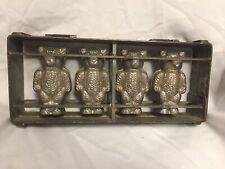 4 Teddy Bears Hinged Chocolate Book Mould ~ CH401