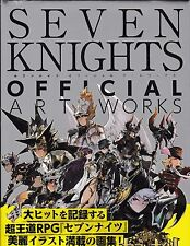 Seven Knights Official Artworks Book