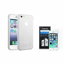 Clear TPU Screen Protectors for iPhone 5s