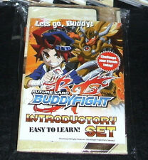 Future Card Buddy Fight INTRODUCTORY SET EASY TO LEARN CARD GAME!!